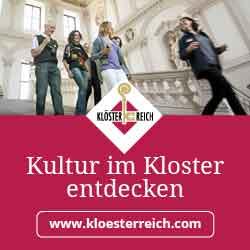 Klösterreich Banner