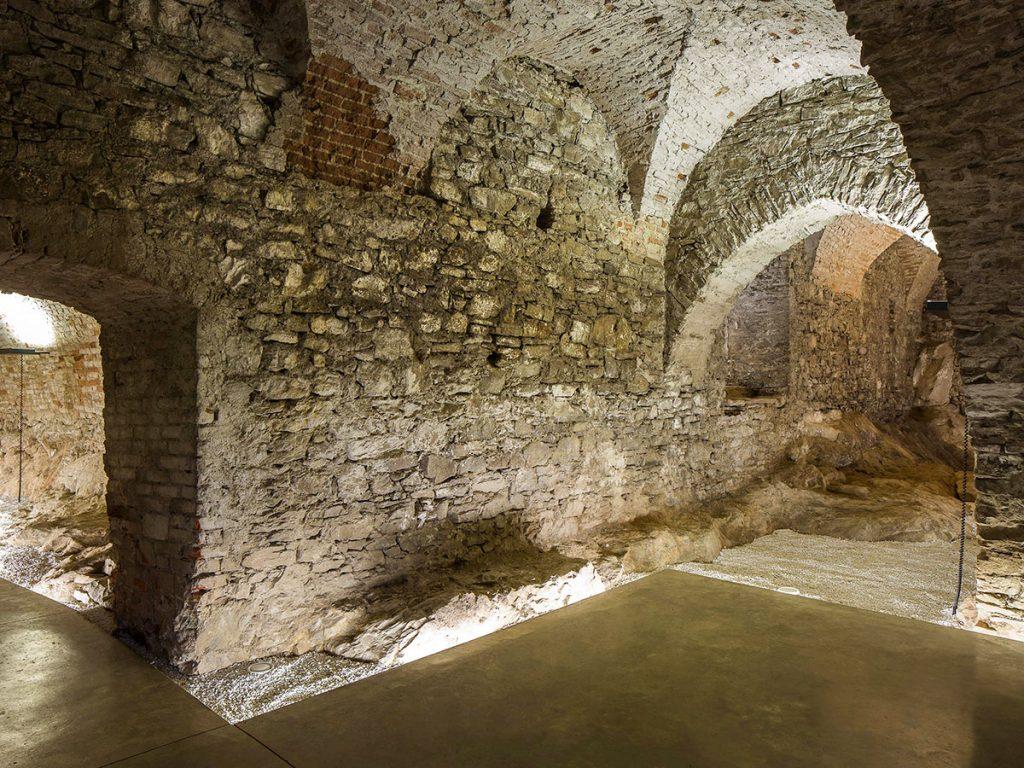 Stift Altenburg, Kloster unter dem Kloster