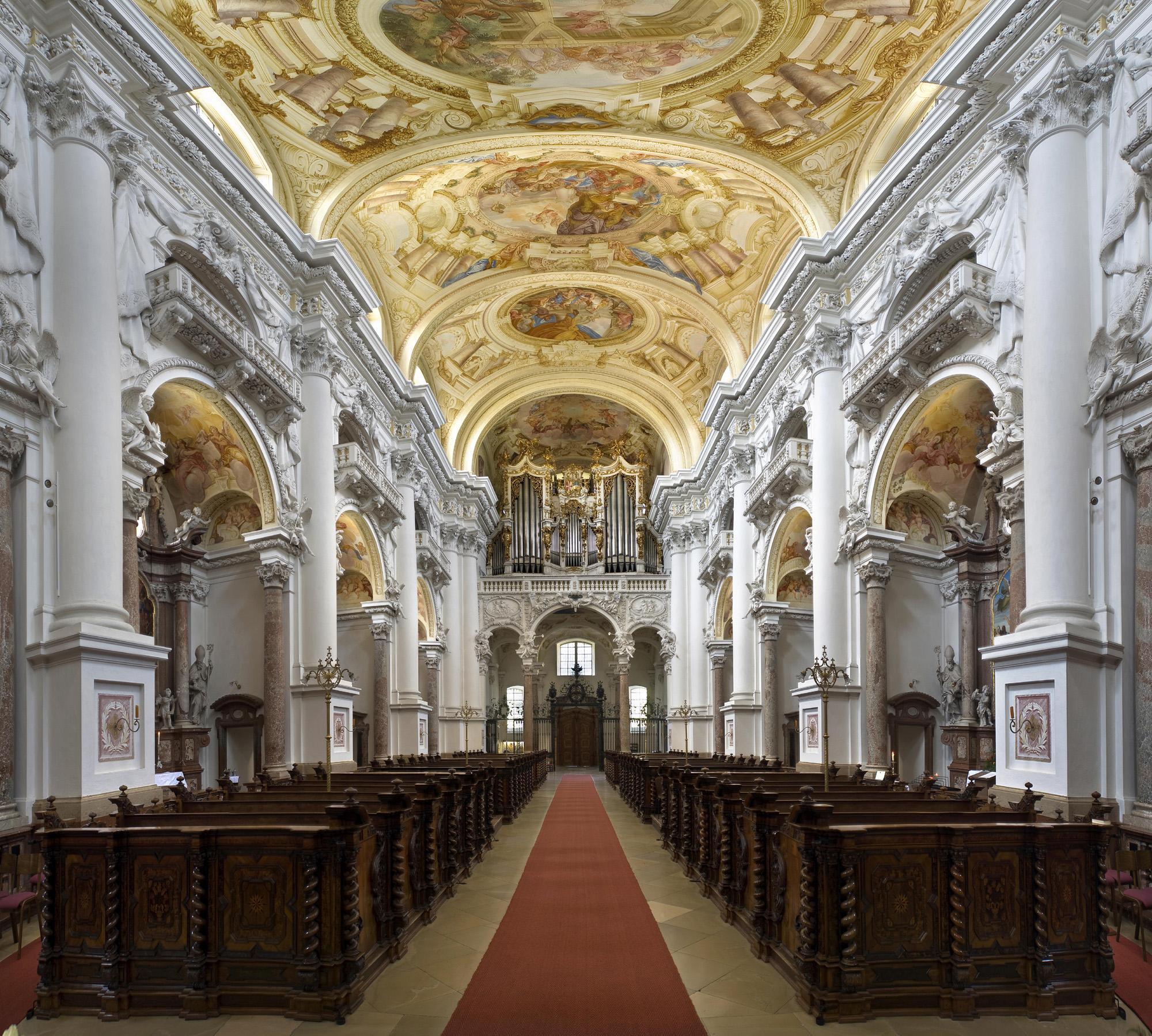 Brucknerorgel im Stift St. Florian - Foto: Stift St. Florian